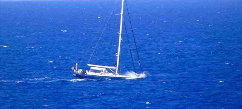 Sailing Mon Ami around the world