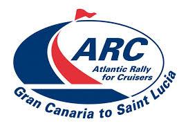 ARC logo segling över atlanten